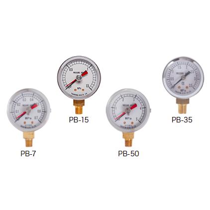 オイル潤滑システム 圧力計