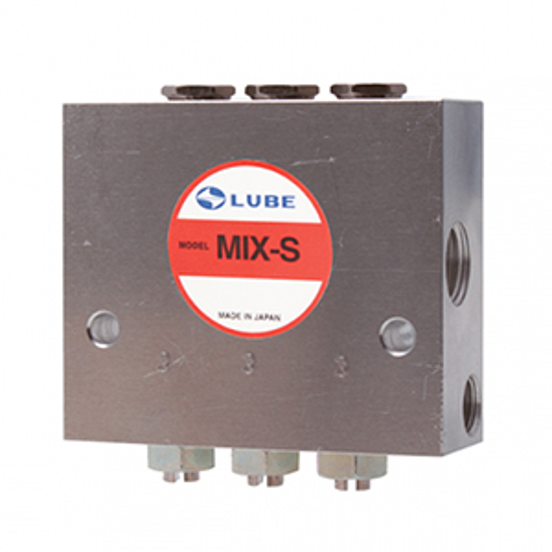 MIX-S型(オイルエアー定量バルブ)